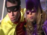 Erotyczna parodia Batmana