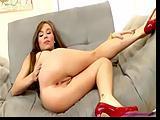 Masturbacja fajnej dupeczki