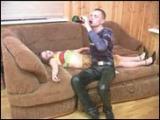 Wrocili z imprezy mocno pijani