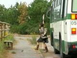 Dwie japonki poznaly sie w autobusie
