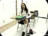 Sex na lekcjach z nauczycielem