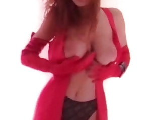 TAKE MY BREATH AWAY - vintage 80's big boobs glamour
