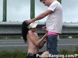 Chce sie pieprzyc kolo autostrady