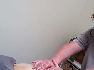 Massage for my wife 1