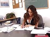 Nauczycielka dupczona przez ucznia