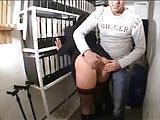 Sex fisting z kolega z pracy