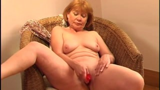 Secrets of Horny Mature 9 - Scene 1