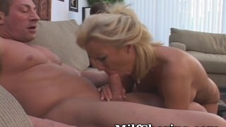 Experienced MILF Craves New Cock