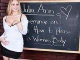 Sexy nauczycielka w  akcji