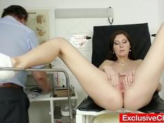 Sex badania z doktorkiem