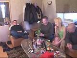 Rosyjska mamuska z mlodymi chlopakami gangbang