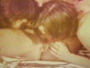 Sex trojkat vintage porno
