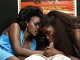 Czarne nimfomanki vintage porno