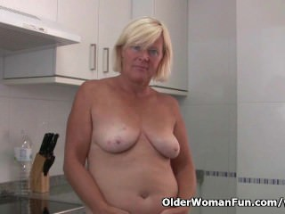 Europe s hottest grannies collection