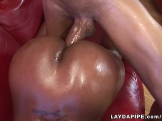 Megan Pryce Gets Pounded By A Hard Cock