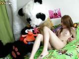 Nagly atak zboczonej pandy