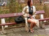 Pissing sex w miejscu publicznym