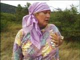 Niewyzyta staruszka ze wsi