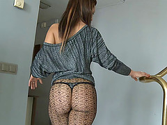 Jessica Hot has an ass that's out of this world and wants to have sex