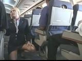 Stewardessy zainteresowane pasazerami