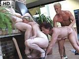 Zboczone mamuski na sex imprezie