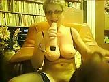 Sexy rozklapicha na kamerce