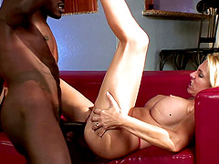 Sexy petite Angela gets bonked  hard in dazzling ways
