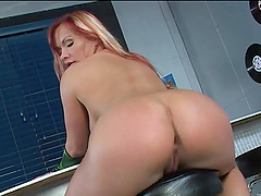 Astounding Katja Kassin Goes Extremely Hardcore With A Guy