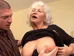 Incredible Norma Serves A Tasty Blowjob Before Getting Fucked