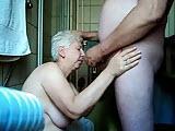 Babcia z dziadkiem porno