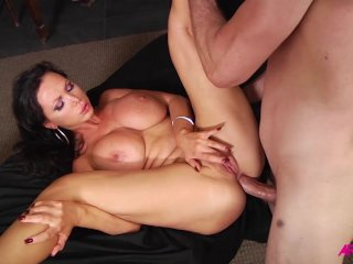 Nikki Benz being plowed in the ass hardcore