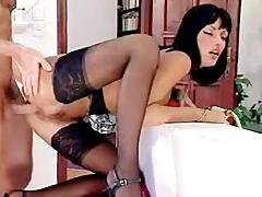 German Maid Fucks Her Master german ggg spritzen goo girls