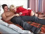 Rosyjska mamuska chce sie pornolic