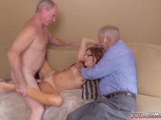 Old mature anal Frankie And The Gang Take a