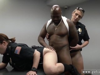 Hubby fucks after bbc Milf Cops
