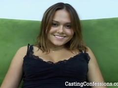 Casting porno z 19nastoletnia laska