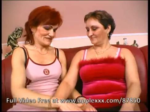 Stare lesby pragna swoich cipek