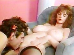 Lizanie i penetracje vintage porno