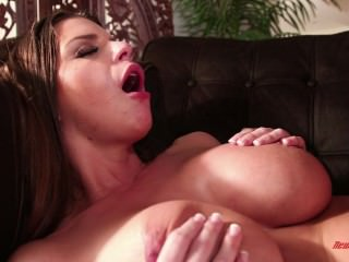 Brooklyn Chase Takes Huge Cock