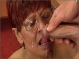 Ostre porno ze stara babcia