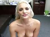 Ostry cdasting z dobra blondynka
