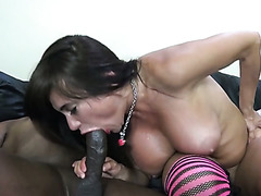 Shelia Marie Screws Her Prince Charming mom