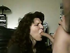 Mature Wife Suck My Long Dick