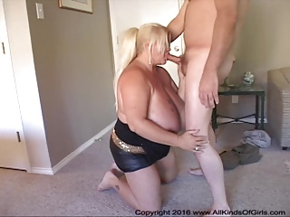 Ladyboy oral sex