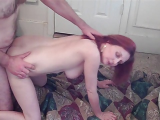 Redhot Redhead Show 1-13-2017: Part 2 (getting fucked)