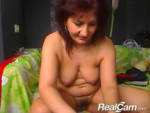 Sexy mama na kamerce