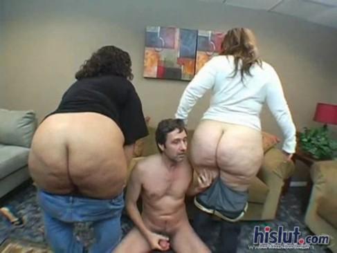 Mężczyźni z dużymi kutasami masturbują się