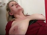 French Huge-Boobs-Milf fucked by young Arab
