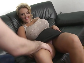 Big natural tit milf