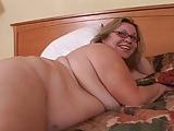 Anal Creampie Granny BBW